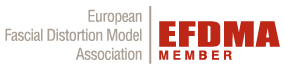 Logo Member European Fascial Distorsion Model Association EFDMA